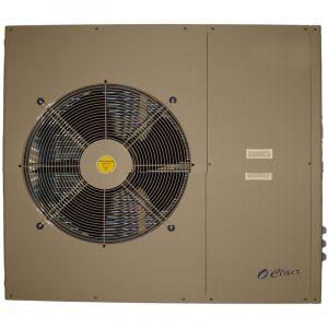 Piscine center o'clair Pompe à chaleur pacfirst steel wifi 31 kw tri
