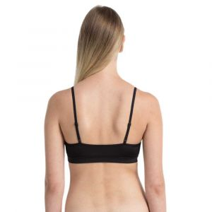 Calvin Klein Vêtements intérieurs Youthful Lingerie Unlined Bralette - Bla - L