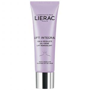 Lierac Lift Integral Cou & Décolleté Gel Crème Anti-âge - 50 ml