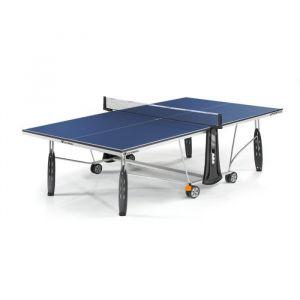 Table de Ping Pong 250 Indoor - Bleu, Votre table livrée montée +75 - Non