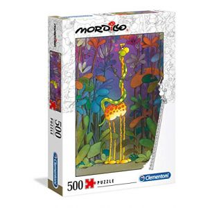 Clementoni Puzzle 500 pièces : L'amoureux, Mordillo