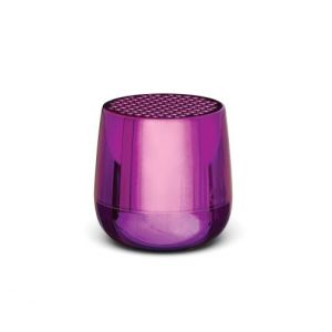 Lexon MINO+ SPEAKER BT -METALLIC PURPLE - Enceinte sans fil