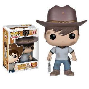 Funko Figurine Pop! Walking Dead : Carl