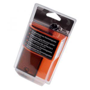 XL Perform Tools XLPT 2 catadioptres homologués oranges