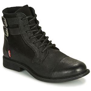 Levi's Maine W, Bottes & bottines souples Femmes, Noir (Regular Black 59), 40 EU