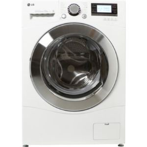 LG F24962WH - Lave linge frontal 6 Motion Direct Drive 12 kg