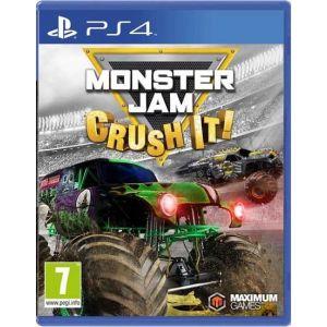 Monster Jam Crush It [PS4]