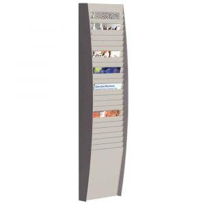 Paperflow A4V1X25.02 - Trieur vertical comprenant 25 cases A4
