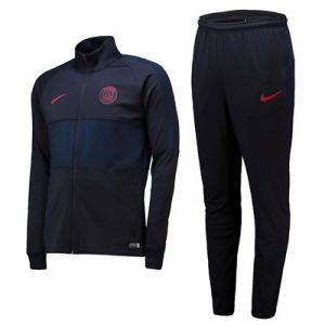 Nike Survêtement de football Dri-FIT Paris Saint-Germain Strike pour Homme - Gris - Taille M - Male