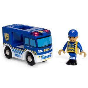 Brio Camion de Police son et lumière