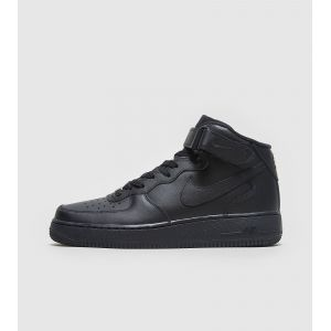 Nike Air Force 1 Mid '07, Basket-ball homme, Noir (Black), 42 EU