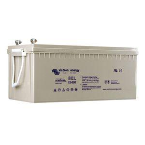 Victron energy Batterie VICTRON GEL 220Ah 12V