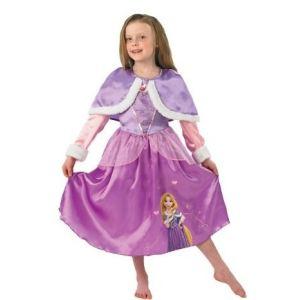 Rubie's Déguisement Raiponce Winter Wonderland (5-6 ans)