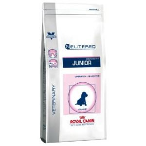 Royal Canin Vet Care Nutrition Digest & Weight Neutered Junior 30 - sac 10 kg