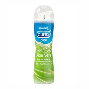 Durex Play - Soin lubrifiant à l'aloe vera