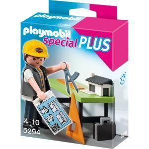 Playmobil 5294 Special Plus - Architecte