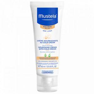Mustela Crème nourrissante au cold cream 40 ml