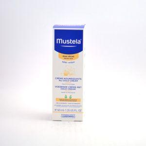 Mustela Crème nourrissante au cold cream 40 ml - 40 ml