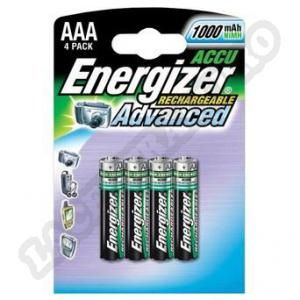 Energizer 4 piles rechargeables AAA Extreme