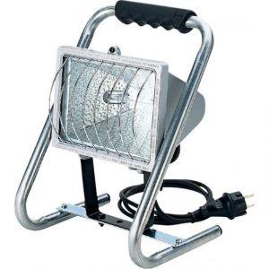 Brennenstuhl Projecteur halogène H500 IP54 5m H05RN-F 3G1,0 400W 8545lm Catégorie rendement énergétique C