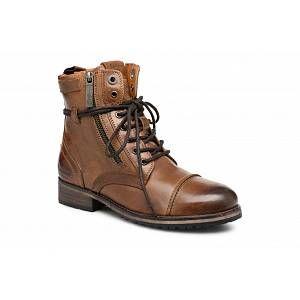 Pepe Jeans Melting, Desert Boots Femme, Marron (859Tobacco), 41 EU