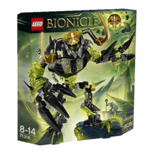 Lego 71316 - Bionicle : Umarak le destructeur