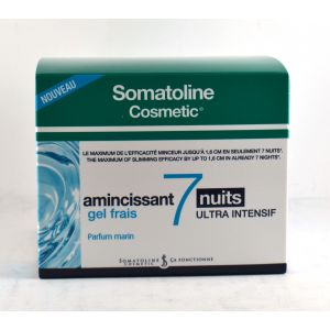 Somatoline Cosmetic Amincissant 7 nuits - Gel frais ultra intensif