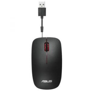 Asus UT300 - Noir/Rouge - Souris PC