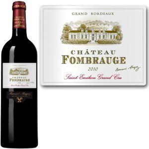 Château Fombrauge 2010 - Vin rouge de Bordeaux (Saint-Émilion Grand Cru)