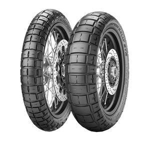Scorpion Pirelli Rally STR ( 140/80 R17 TL 69V roue arrière, Marquage M+S, M/C )