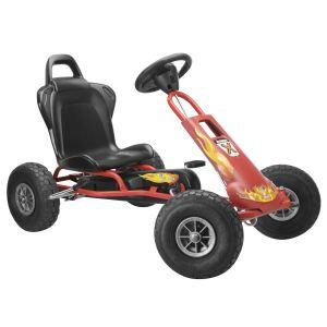 "Ferbedo Kart à pédales ""Air Runner AR-1"" avec roue libre"