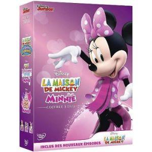 Coffret la Maison de Mickey : Minnie