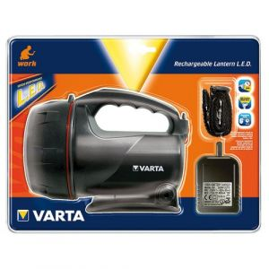 Varta Projecteur Lanterne LED rechargeable + dragonne