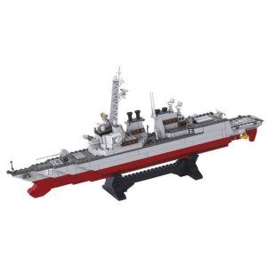 Image de Sluban Destroyer Battle Group Building Kit (615 Pieces)