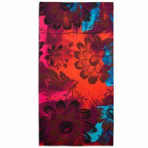 Desigual Foulard Sinergia à imprimé floral Multicolore