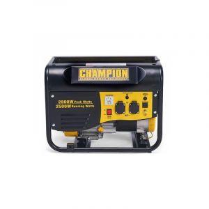 Champion Groupe électrogène 2800W AVR CPG3500EU - Noir et jaune