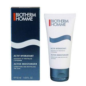 Biotherm Homme Actif Hydratant - Assouplit et revitalise l'épiderme