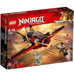 Lego 70650 - Ninjago : La poursuite dans les airs