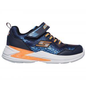 Skechers Chaussures enfant Baskets enfant Erupters 3 Light bleu/orange bleu - Taille 28,29,30,31,32,33,34,35