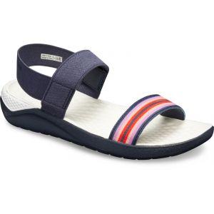 Crocs Sandales Literide Sandal - Navy Colorblock / Navy - EU 37-38