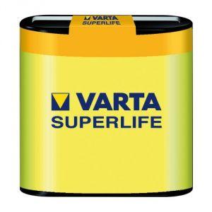 Varta Pile plate 4,5V Zinc Carbon 3R12 Superlife