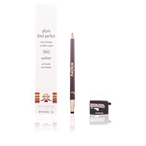 Sisley Phyto-khol perfect 10 Ebony - Eyeliner avec estompe et taille-crayon