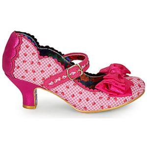 Irregular Choice Chaussures escarpins SUMMER BREEZE - Couleur 36,37,38,39,40,42 - Taille Rose