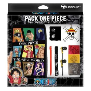 Subsonic Pack XL One Piece pour 3DS