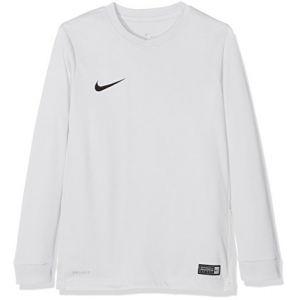 Nike Park VI Jersey Youth LS Maillot Mixte Enfant, Noir/Blanc, FR (Taille Fabricant : XL)