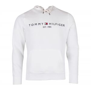 Tommy Hilfiger Sweat-shirt TOMMY LOGO HOODY blanc - Taille XXL,S,M,L,XL