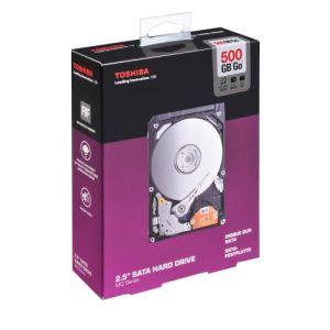 """Toshiba MQ01ABD050 - Disque dur interne MQ Series 500 Go 2.5"""" SATA ll 5400 rpm"""