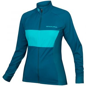 Endura FS260-Pro Jetstream II Maillot à manches longues Femme, king fisher S Maillots manches longues