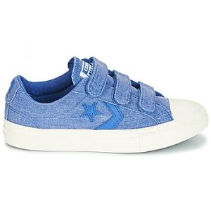 Converse Chaussures enfant STAR PLAYER EV V OX MARCH CANVAS