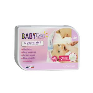 Visiomed Babydoo Mouche Bébé MX20 + 2 embouts